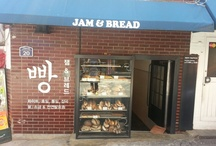 Jam&Bread / Sourdough bakery Jam&Bread in Seoul Korea