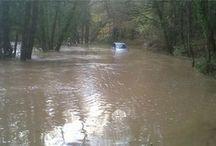 Flood - England