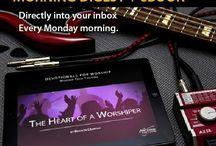 Newsletter worshipTeamTraining