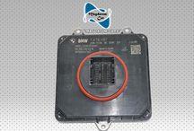 Neu Original Led Module Ballast Headlights Bmw 5 G30 G31 7 G11 G12 7476487