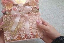 Lovely Loaded Envelopes