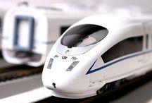 Model Railroading / by Vivyan Dorsett
