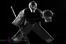 Sandis hockey and model shoot