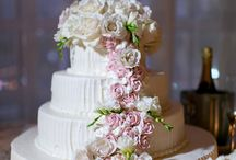 Bruidstaarten / Wedding cake inspiration