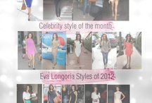 Celebrity Style of the Month: Eva Longoria