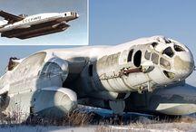 Bizarre Aircraft