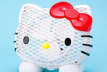 Hello kitty fans / by Kitty White