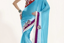 2013 Exclusive Net Stone Saree Collection