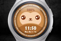 Themed Watchfaces / Cutie Box