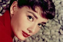 Audrey / by Hans Roege