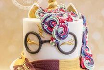 tortas de Harry Potter