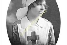 Violet 1913-1918 / Costumes for tennis, VAD nursing and leisure for a film set in Lincolnshire 1913-18 @www1film www.wagscreen.co.uk