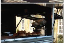 Foodtrucks & mobile food stands