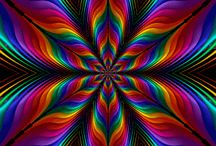 Kaleidoscope / by Glenda Cox