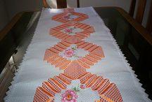 Svéd szövés minta - Swedish weaving pattern