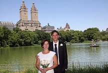 Central Park Grooms / Groom fashion and style for a Central Park wedding, grooms in Central Park