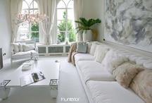Interior theme white
