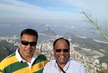 HQO visits Yerba Mate growers in Brazil / CEO, Raju Boligala, and VP, Fred Alejo, travel to Brazil to hand-select Yerba Mate from a 4th generation organic grower.