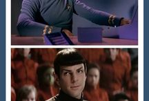 USS ENTERPRISE / Live long and prosper.