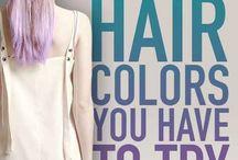 Summer Hair Trends / Hair Trends for Summer