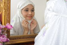 Langkah-langkah cara memakai hijab segi empat modern untuk remaja