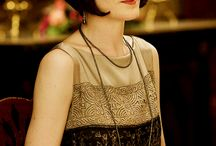 Downton Abbey / 20's flopper style