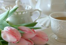 Tea coffee goodmorning
