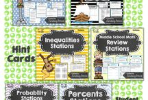 maths stations