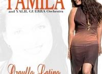 "Yamila and Yalil Guerra Orchestra ""Orgullo Latino"""