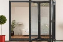 Dale External Bifold Doors High Performance Fully Finished / High Performance doors and frames from one of the top manufacturers in the United Kingdom.
