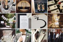 Wedding Gatsby Style