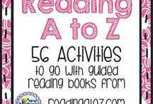 Reading A-Z / by Marti Sheckells