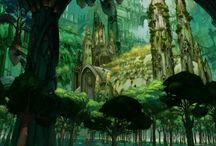 Castles--Fantasy
