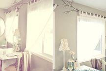 cortinas y rieles
