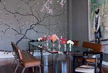 Decorative Walls and Murals
