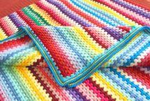 tığ işi battaniye modelleri