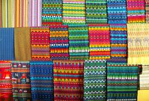 Native Voice: Traditional textiles / Textiles of Native America. 