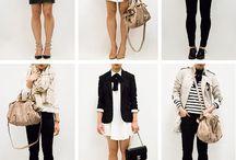 Capsule wardrobe clothing