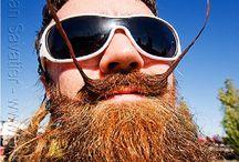 Weird moustaches  / Weird moustaches