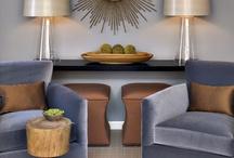 sun mirror livingroom
