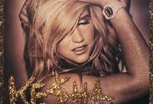 Ke$ha / by Taylor Dawson