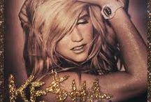 Ke$ha / by Taylor Dawson