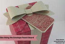 enveloppe punch