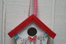 bird  houses / bird  houses