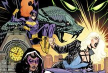 Batgirl and the Birds of Prey by J. & S. Benson & Claire Roe