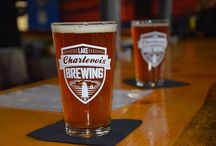 Cheers to Beers near Charlevoix Michigan / Try some of the many different unique craft beers Charlevoix has to offer!  http://www.visitcharlevoix.com/Dining