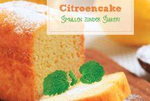 Paleo recepten gebak