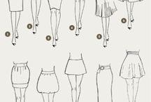 Fashion illustrating