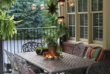 terrace balcony inspiration