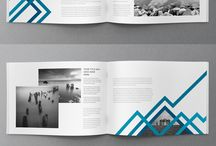 graphic design / brochures